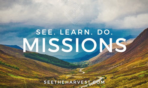 See the Harvest: See, Learn, and Do Missions